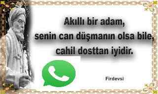 Whatsapp Felsefe Durumları ve Sözleri