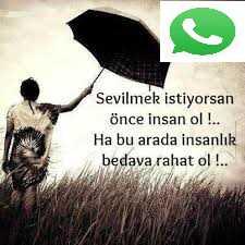 whatsapp kapak durumlar ve sözler